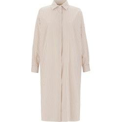 Max Mara Striped Cotton Poplin Shirt Dress found on Bargain Bro UK from Harvey Nichols