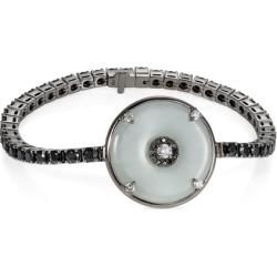 Nadine Aysoy Celeste Black Sapphire And Jade Bracelet found on Bargain Bro UK from Harvey Nichols