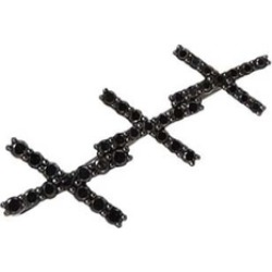 Alinka Jewellery Katia Left Ear Cuff Black Diamonds found on MODAPINS from Harvey Nichols for USD $1662.80