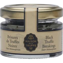 Maison De La Truffe Black Truffle Breakings 50g found on Bargain Bro UK from Harvey Nichols