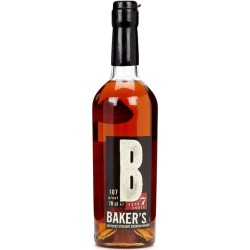 Jim Beam Baker's 7 Year Old Bourbon Whiskey found on Bargain Bro UK from Harvey Nichols