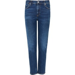 Citizens Of Humanity Harlow Dark Blue Slim-leg Jeans found on MODAPINS from Harvey Nichols for USD $331.97