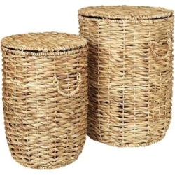 Broste Copenhagen Kamilla Sea Grass Basket Set Of 2 found on Bargain Bro UK from Harvey Nichols