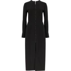 Dion Lee Black Panelled Stretch-jersey Midi Dress found on MODAPINS from Harvey Nichols for USD $1418.12