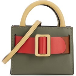 Boyy Bobby Colour-blocked Leather Bag Charm found on MODAPINS from Harvey Nichols for USD $403.29