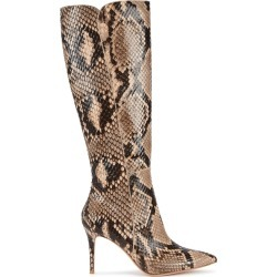 Gianvito Rossi Exotic Corinne 85 Python Knee Boots found on MODAPINS from Harvey Nichols for USD $2908.51