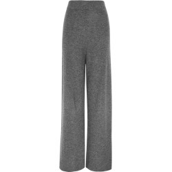 Izaak Azanei Grey Wool And Cashmere-blend Trousers found on MODAPINS from Harvey Nichols for USD $219.84
