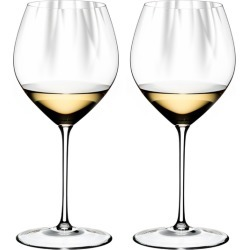 Riedel Performance Chardonnay Wine Glasses X 2 found on Bargain Bro UK from Harvey Nichols