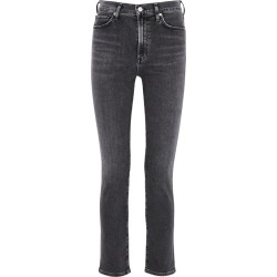 Citizens Of Humanity Olivia Dark Grey Slim-leg Jeans found on MODAPINS from Harvey Nichols for USD $387.30