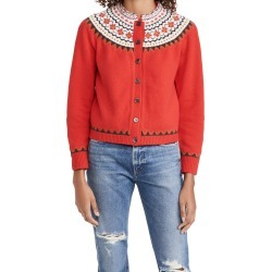 Alex Mill Hilde Fair Isle Cardigan found on MODAPINS from shopbop for USD $145.00