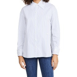 Tibi Split Cuff Oversized Shirt found on Bargain Bro India from shopbop for $395.00