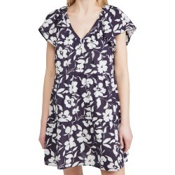 Velvet Floral Dress found on MODAPINS from shopbop for USD $177.00