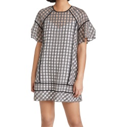 Club Monaco Check Swing Dress found on MODAPINS from shopbop for USD $269.00