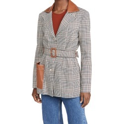 STAUD Paprika Jacket found on Bargain Bro India from shopbop for $375.00