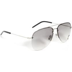 Saint Laurent Classic 11 M Aviator Sunglasses found on Bargain Bro from shopbop for USD $342.00
