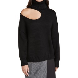 Monse Kidney Bean Cutout Sweater found on Bargain Bro India from shopbop for $990.00