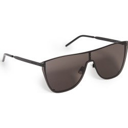 Saint Laurent SL 1-B Mask Sunglasses found on Bargain Bro from shopbop for USD $361.00