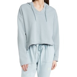 One Teaspoon Ash Blue Cropped Hoodie found on MODAPINS from shopbop for USD $148.00
