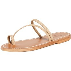 K. Jacques Actium Toe Ring Sandals found on MODAPINS from shopbop for USD $117.20