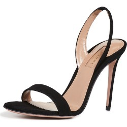Aquazzura 105mm So Nude Sandals found on MODAPINS from shopbop for USD $695.00