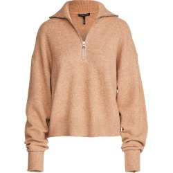 Marissa Webb Wesley Boyfriend Fit Zip Front Sweater found on MODAPINS from shopbop for USD $498.00