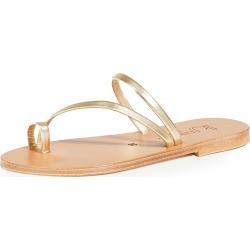 K. Jacques Actium Toe Ring Slides found on MODAPINS from shopbop for USD $255.00