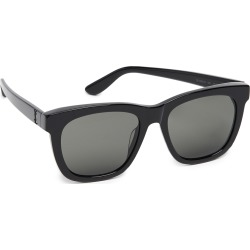 Saint Laurent Oversized Rectangle Sunglasses found on Bargain Bro from shopbop for USD $300.20