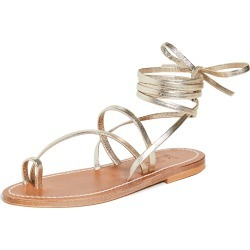 K. Jacques Ellada Wrap Up Sandals found on MODAPINS from shopbop for USD $100.50