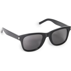 Saint Laurent SL 51 Over Mask Sunglasses found on Bargain Bro from shopbop for USD $307.80