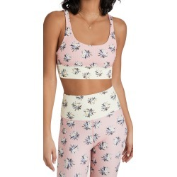 Beach Riot Floral Leah Sports Bra found on MODAPINS from shopbop for USD $88.00