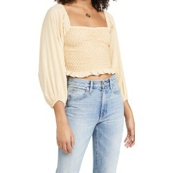 Spell and the Gypsy Collective Jesse Jane Cropped Blouse found on Bargain Bro India from shopbop for $76.30