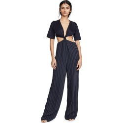 Dion Lee Modular Pinstripe Jumpsuit found on MODAPINS from shopbop for USD $178.00