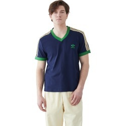 adidas x Wales Bonner 70s V Neck Tee found on Bargain Bro India from Eastdane AU/APAC for $100.00