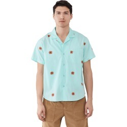 Obey Frenz Woven Shirt found on MODAPINS from Eastdane AU/APAC for USD $64.00