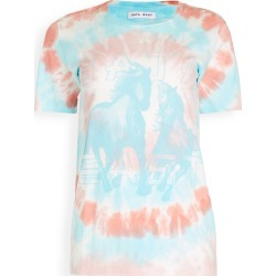 Baja East Bi-Level Distressed Tee found on MODAPINS from shopbop for USD $105.00