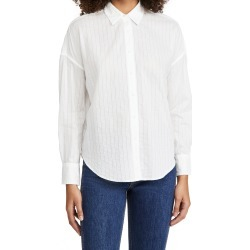 Rag & Bone/JEAN Long Sleeve Tie Shirt found on Bargain Bro India from shopbop for $135.00