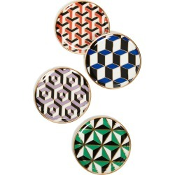 Jonathan Adler Versailles Coaster Set found on Bargain Bro from shopbop for USD $51.68