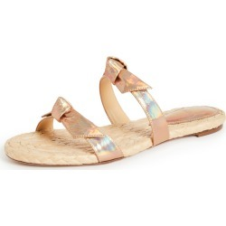Alexandre Birman Clarita Braided Flat Sandals found on MODAPINS from shopbop for USD $395.00