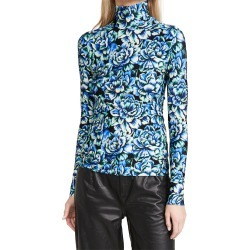 Paco Rabanne Floral Printed Top found on Bargain Bro India from shopbop for $348.00