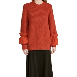 Adeam Ruffle Cuff Sweater found on MODAPINS from shopbop for USD $390.00