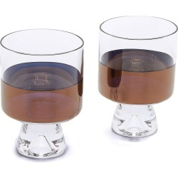 Tom Dixon Tank Low Ball Glasses Set found on Bargain Bro from shopbop for USD $76.00
