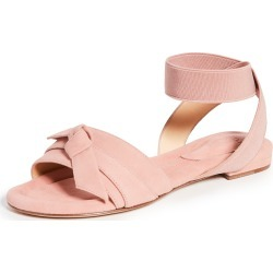 Alexandre Birman Clarita Elastic Flat Sandals found on MODAPINS from shopbop for USD $425.00