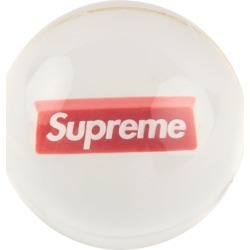 Supreme Bouncy Ball 'FW 18' found on Bargain Bro India from Stadium Goods for $15.00