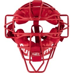 Supreme Rawlings Catchers Mask 'SS 18' found on Bargain Bro Philippines from Stadium Goods for $195.00