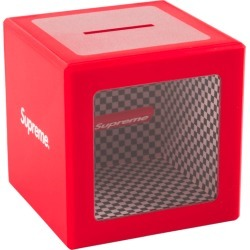 Supreme Illusion Coin Bank 'SS 18' found on Bargain Bro India from Stadium Goods for $99.00
