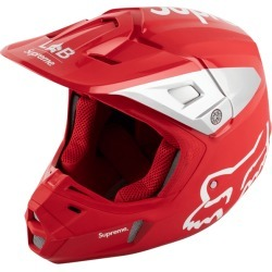 Supreme Fox Racing V2 Helmet 'SS 18' - Medium found on Bargain Bro Philippines from Stadium Goods for $1235.00