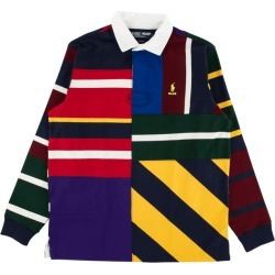 Palace Pieced Rugby 'Ralph Lauren X Palace' - Large found on Bargain Bro India from Stadium Goods for $409.00