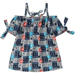 Blusa Ciganinha LOL® Menina Malwee Kids Preto - 4 found on Bargain Bro India from Malwee Malhas for $14.66