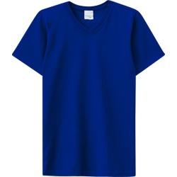 Camiseta Azul Escuro Meia Malha Malwee Kids Azul Escuro - 16 found on Bargain Bro Philippines from Malwee Malhas for $14.66