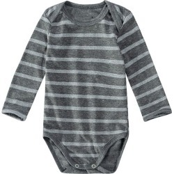 Body Listrado Infantil Malwee Cinza - P found on Bargain Bro Philippines from Malwee Malhas for $19.56